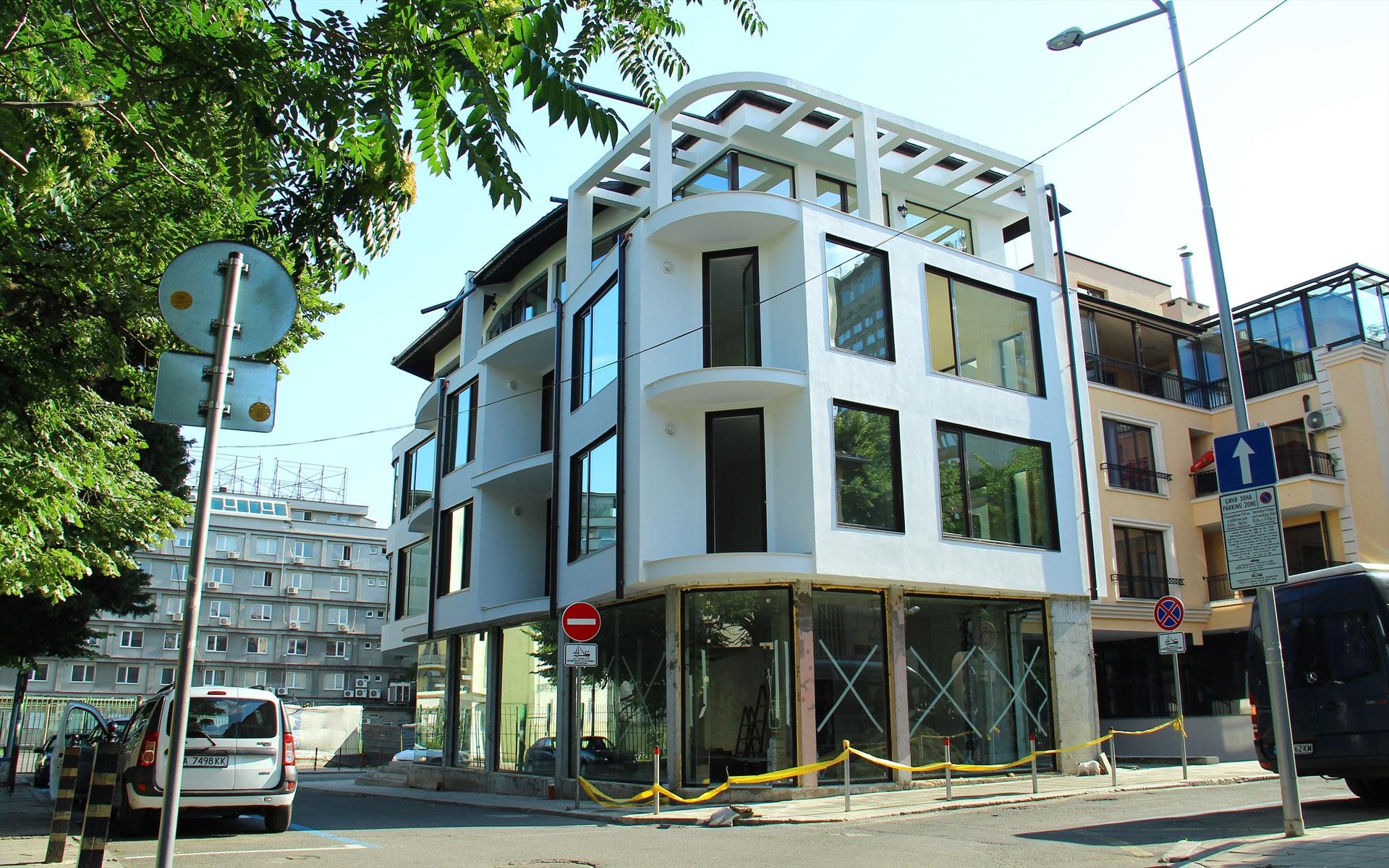 Жилищна сграда, ул. Успенска 13
