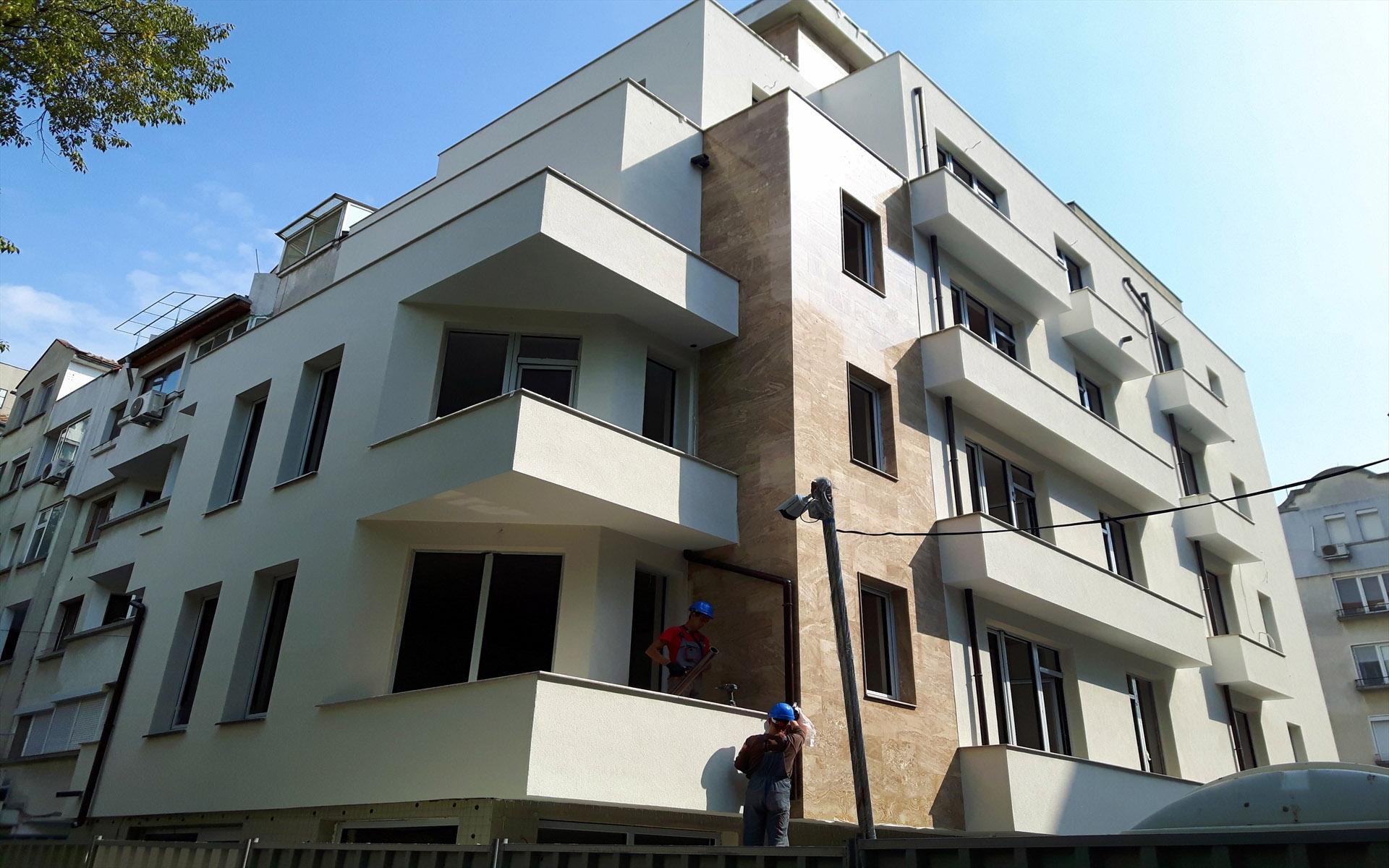 Жилищна сграда в ЦГЧ, гр. Бургас