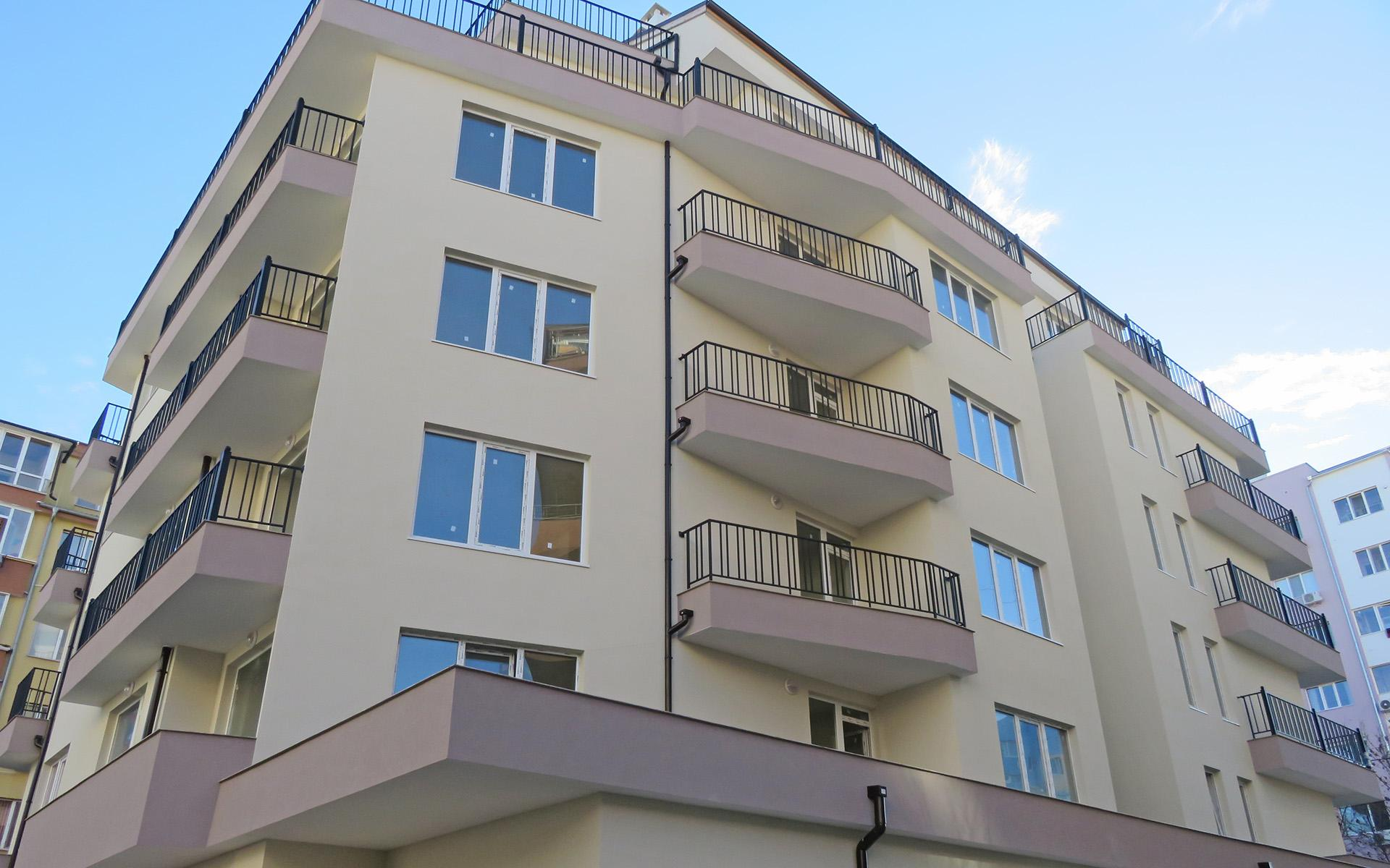 Residential Building at Burgas
